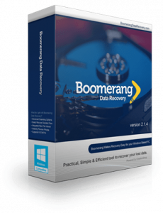 Boomerang Windows Data Recovery